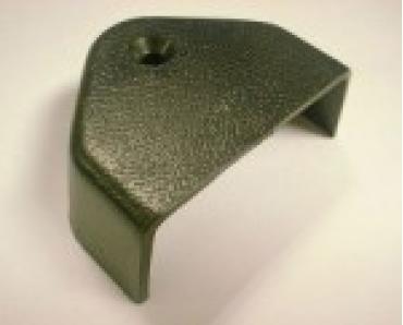Corvette T-Top Center Alignment Lock Cover, Plastic, 1978-1982
