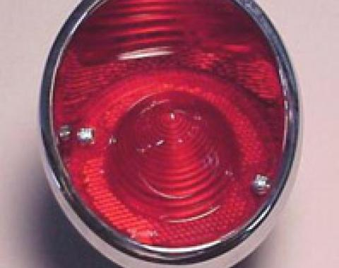 Corvette Taillight Assembly, Right, Outboard, 1963-1967