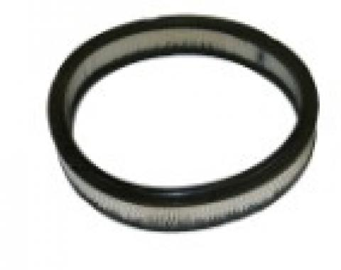 Corvette Air Cleaner Filter Element, Paper Replacement, 1963-1965