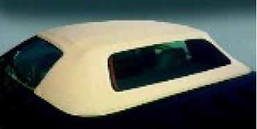 Corvette Soft Top/Convertible, Stafast Cloth Exact Reproduction, 1986-1993