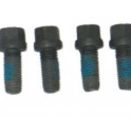 Corvette Half Shaft Retainer Strap Bolt, Automatic, Set of 4, 1980-1993