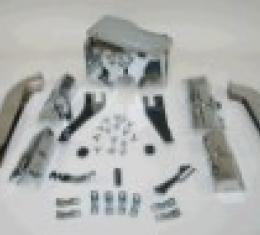 Corvette Ignition Shielding Kit, 327/350, 1968