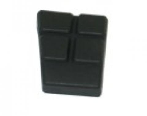 Corvette Clutch Pedal Pad, 1990-1996
