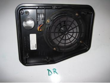 Corvette Rear Bose Speaker Assembly Coupe, Right, 1990-1996
