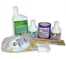 Chevrolet Engine Paint Kit, Orange, POR-15