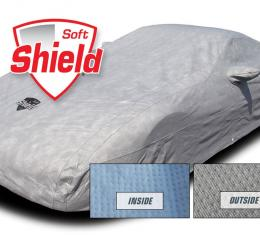 Corvette Car Cover Softshield, with Cable & Lock, 1984-1996