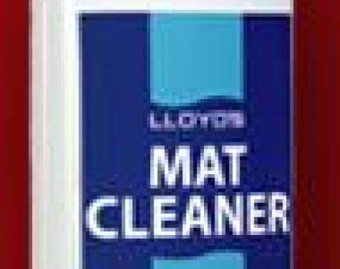 Lloyd Mat Cleaner, 8 Ounce