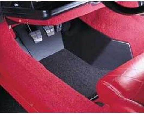 Corvette Weatherboots, Black, Fox, 1984-1989