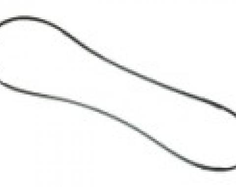 Corvette Air Conditioning Belt, Second Design, 1977-1979