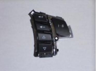 Corvette Radio Control Switch, Steering Wheel Pad, 2009-2013