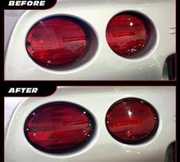 Corvette Taillight Flush Mount Kit, 1997-2004