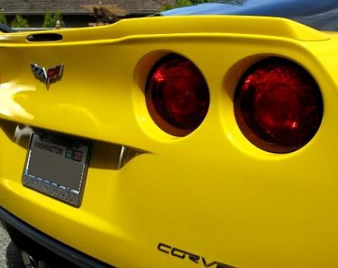 Corvette Rear Spoiler, ZR1, Unpainted, 2005-2013