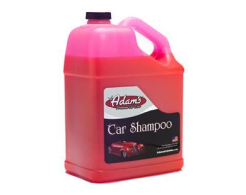 Adams Premium Car Shampoo, Gallon