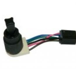Corvette Power Mirror Control Toggle Switch, 1987-1989