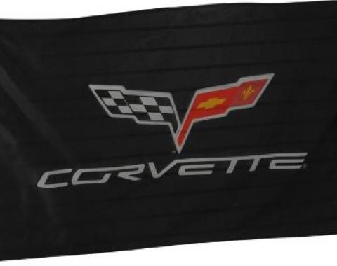 Corvette C6 Nylon Flag