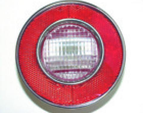 Corvette Backup Light Assembly, Driver Quality, 1974
