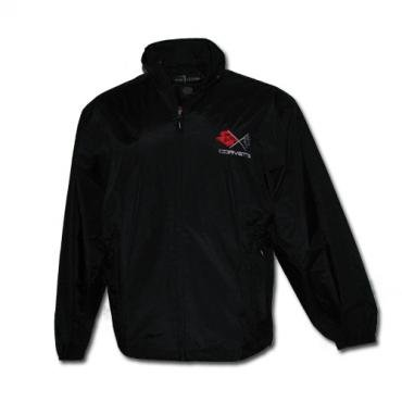 Corvette Mens C3 Tournament Jacket, XX-Large