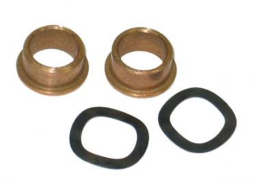 Corvette Manual Window Regulator Crank Shaft Bushing Set, with Washers, 1968-1979