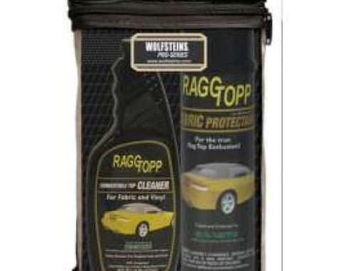 Cloth Top Care Kit, Convertible, RAGGTOPP