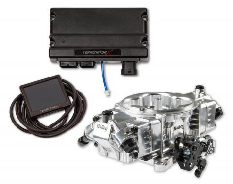 Holley EFI Terminator X Stealth 4150 System 550-1060