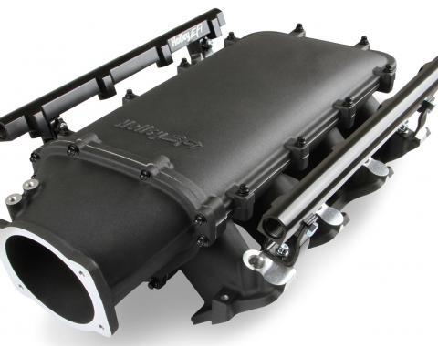 Holley EFI Modular Lo-Ram Intake Manifold 300-621BK