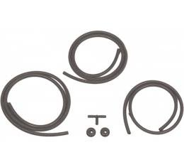 Corvette Washer Hose Set, 1975-1976