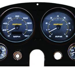 Intellitronix 1963-1967 Corvette Analog Gauge Dash Panel AP2000