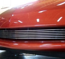 American Car Craft 2005-2013 Chevrolet Corvette Grille Polished Billet Aluminum Front C6 042037