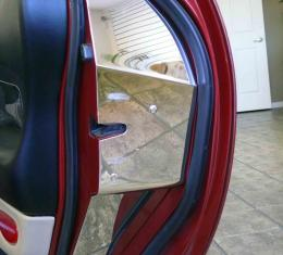 American Car Craft Door Jamb Covers Polished 2pc 031019