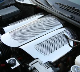 American Car Craft Plenum Cover Perforated Low Prof Only with, 043086, 043087, 043088 043090