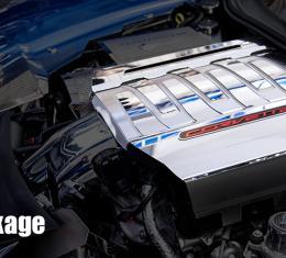 American Car Craft 2014-2019 Chevrolet Corvette C7 Corvette Engine Kit Package Basic 053102