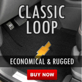 Lloyd Classic Loop Custom Fit Floor & Cargo Mats