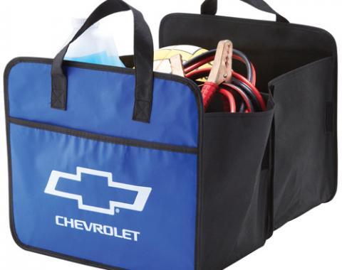Chevy Blue Car Organizer, Expandable