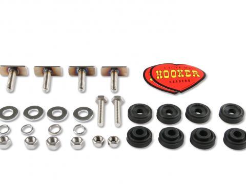 Hooker Sidepipe Replacement Mounting Hardware Kit 65668XHKR