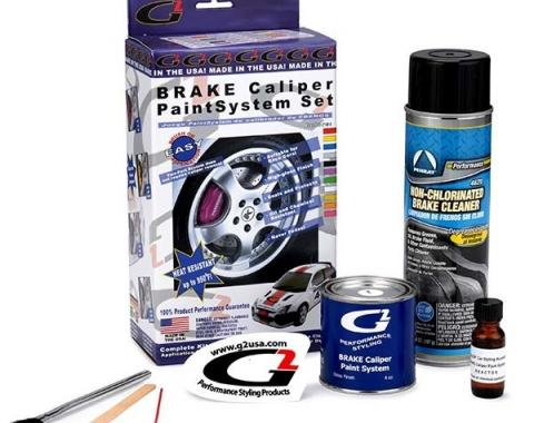Caliper Epoxy Paint Kit, Orange
