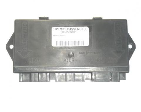 Corvette Door Control Module, Right, REMAN 1997-1999
