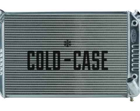 Cold Case Radiators 69-72 Corvette SB Aluminum Radiator CHV714A-1