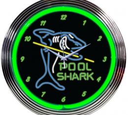 Neonetics Neon Clocks, Pool Shark Neon Clock