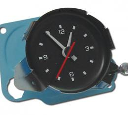 Corvette Quartz Movement Clock, 1978-1979