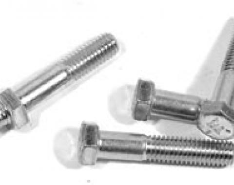 Corvette Water Pump Bolt/Stud Set, 396,427, 1965-1974