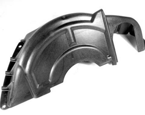 Corvette Auto Transmission Underpan, 327, 1962-1967
