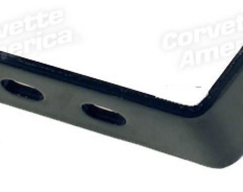 Corvette Front Bumper Guard To Crossmember Extension Bracket, Left, 1968-1972