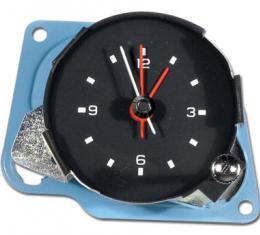 Corvette Quartz Movement Clock, 1977