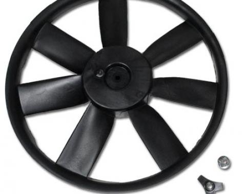 Corvette Cooling Fan, 1979-1982
