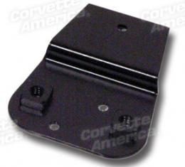 Corvette Inner Left Splash Shield/Gas Pedal Bracket, 1964-1967