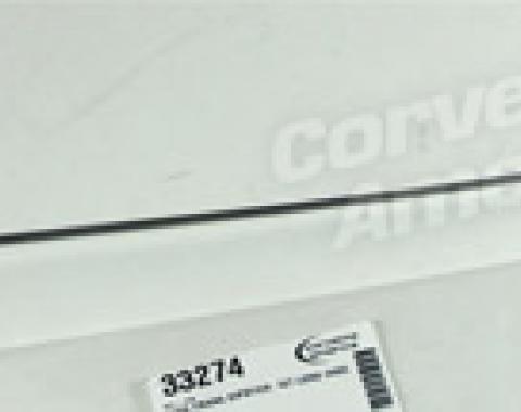 Corvette Auto Transmission Dipstick, 327 Long Hndl, 1963-1966