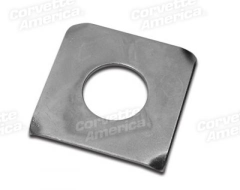 Corvette Body Mount Shim, Square Metal, 1963-1982