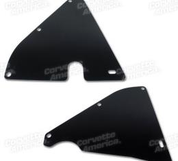 Corvette Inner Splash Shields, 396/427, 1965-1967