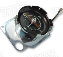 Corvette Quartz Movement Clock, 1968-1971