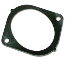 Corvette Clutch Rod Boot Retainer, With Screws, 1963-1965